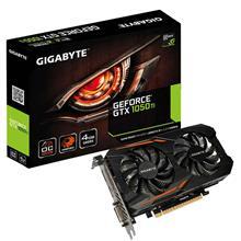 GigaByte GTX 1050 Ti OC WF2X 4GB GDDR5 Graphics Card